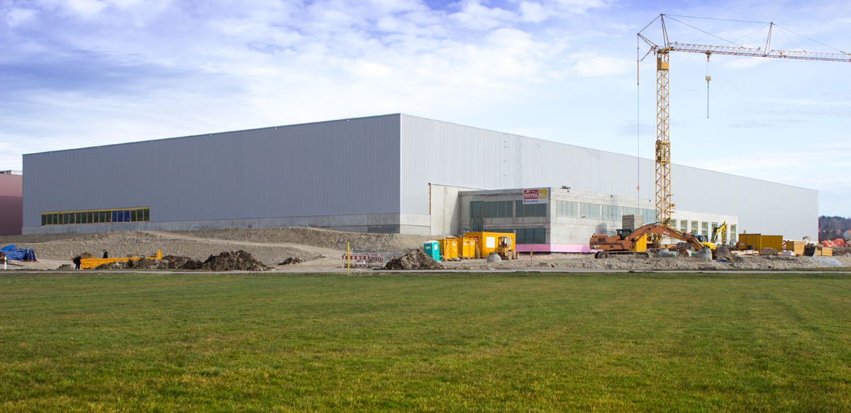 Logistikzentrum Wemding