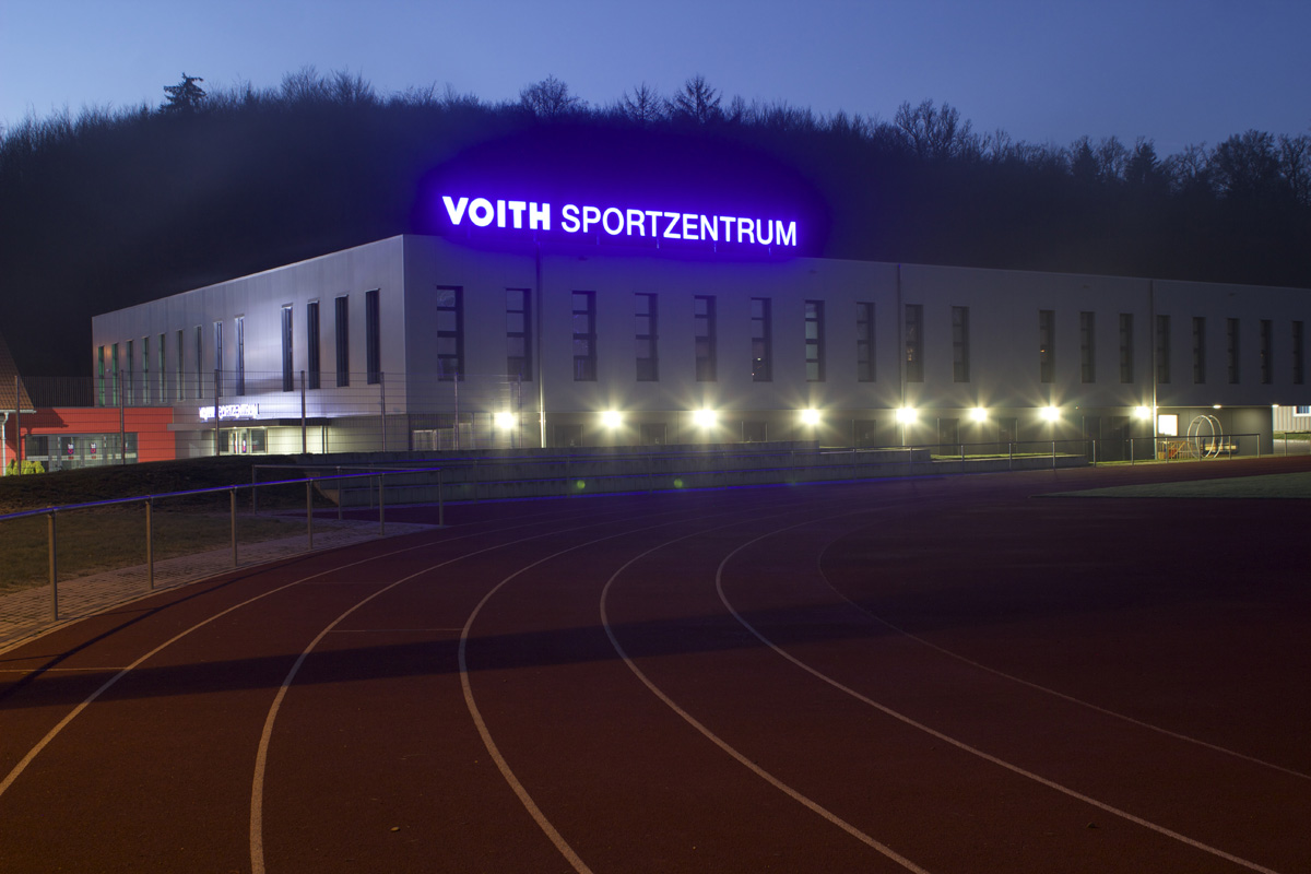 Voith Sportzentrum HDH